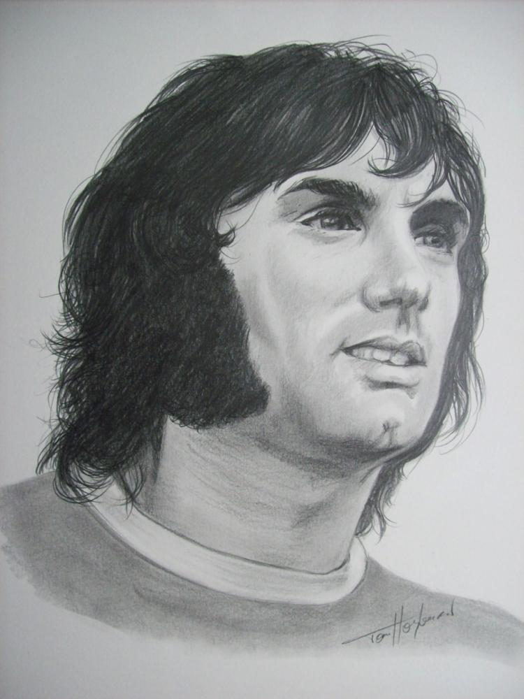 George Best by Tom-Heyburn